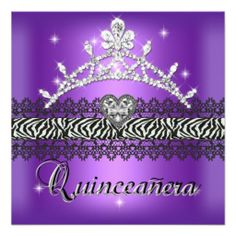 Purple and Black Party Backgrounds | ... Quinceanera 15th Birthday ...