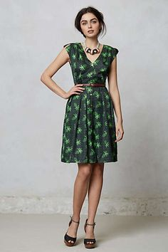 Tropica Orchard Dress by Hi There from Karen Walker, Anthropologie