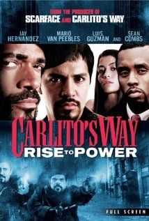 Carlito's Way: Rise to Power (2005) Poster