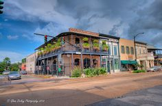 oldest towns in louisiana | Old Town New Iberia, Louisiana - HDR !! IMG_0017_8_9 | Flickr - Photo ...