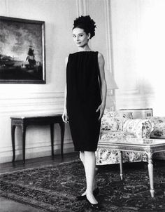 Audrey Hepburn in Rome; April, 1958.
