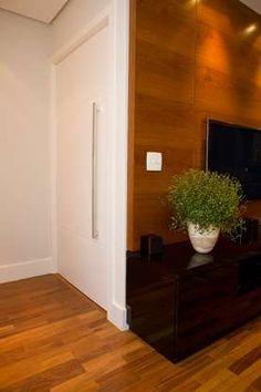 O apartamento não tinha nada de especial. Era bastante comum e com um visual antiquado Foto: Divulgação/ Nicole Finkel Arquitetura e Interiores