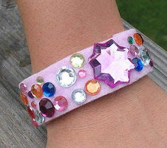 Toilet Paper Roll Princess Bracelets
