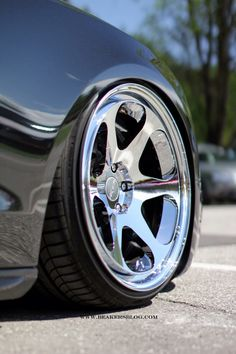 Rotiform polish rims