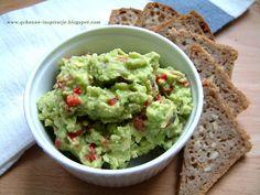 Qchenne-Inspiracje! FIT blog o zdrowym stylu życia i zdrowym odżywianiu. Kaloryczność potraw. : Przepis na oryginalne meksykańskie guacamole ! Kto powinien zwrócić na nie szczególną uwagę?