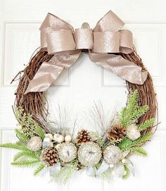 Traditional Home Magazine perfect wreath