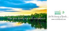 Explore the nature trip with Visitorkerala tourism portal. www.visitorkerala.com