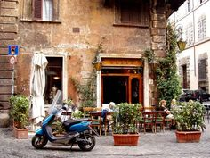Rome coffee house