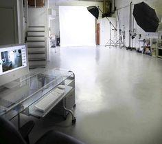 Photo Studio with colour correction station