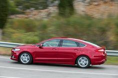 Αν και η κύλιση του νέου Ford Mondeo δεν βγάζει την ποιότητα που ίσως περίμενες, η απόσβεση των κακοτεχνιών του οδοστρώματος μπορεί να θεωρηθεί αποτελεσματική http://auto.in.gr/presentations/article/?aid=1231392606 #auto #car #ford #mondeo