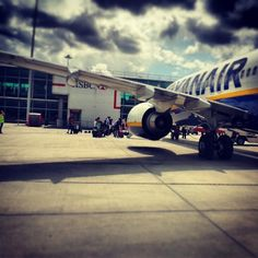 London Stansted Airport (STN) in Stansted Mountfitchet, Essex
