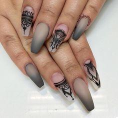 @nailsbymztina Instagram photos | Websta