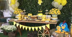 Prince Birthday Party, Birthday Parties, Ideas Para Fiestas, Baby Party, Baby Shower Themes, First Birthdays, Party Themes, Picnic, Table Decorations