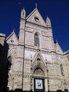 Duomo di Napoli in Napoli, Campania