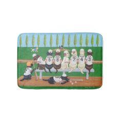 Baseball Team Labradors