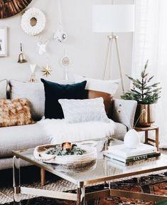 | Scandinavian Design Interior Living | #scandinavian #interior