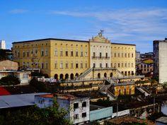 asilo sao francisco, vista do museu abelardo rodrigues, pelourinho, bahia. www.vanezacomz.blogspot.com.br