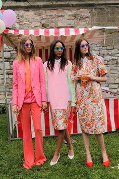 Stella McCartney resort. #fashion Photo: Erin Baiano for The New York Times