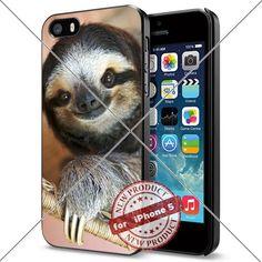 Sloth Smile Cute iPhone 5 / 5S Case Cover Cool Smartphone... https://www.amazon.com/dp/B01J856O9I/ref=cm_sw_r_pi_dp_x_EDqQybVM3GRFK