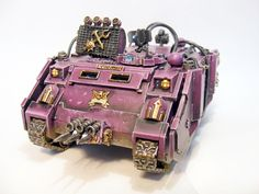 Heresy-Era Emperors Children Noise Marine Rhino