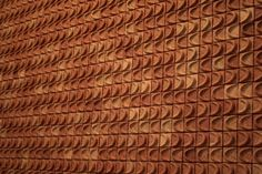 Eco wall by Domingo Totora