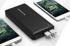 Las 5 Mejores Baterías Externas Portátiles Para Tu Dispositivo Móvil - https://complementoideal.com/las-cinco-mejores-baterias-portatiles-movil/
