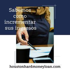 Estamos para ti en tu  nuevo comienzo... Hard Money Lenders, Private Loans, Local Banks, Service Learning, Financial Institutions, Houston, Texas, Fresh Start, Texas Travel