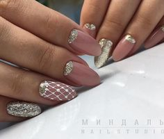 "1,369 Likes, 1 Comments - Маникюр Ногти Nails (@nails_masters) on Instagram: ""Мастер ▪️ @mindal_studio ・・・ Работа мастера #mindal_studio Нины . Запись к мастерам студии по…"""