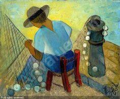 Les Filets - louis toffoli artist - Hledat Googlem