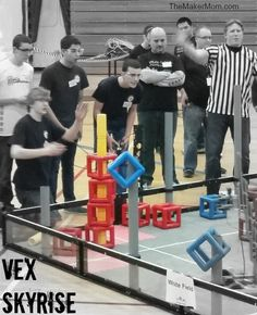 Looking to get your middle or high school students involved in an exciting, hands-on STEM competition? You may be able to start a VEX Robotics Team for free