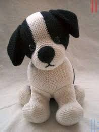 amigurumi köpek tarifi ile ilgili görsel sonucu