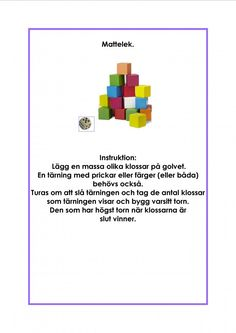 Mary& Room - Math and Language. Mary& Room – Math and Language. Learn Swedish, Swedish Language, Eyfs, Teaching Materials, Pre School, Preschool Activities, School Supplies, Childrens Books, Writing