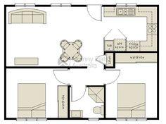 2 Bedroom Granny Flat Archives - Granny Flats Australia