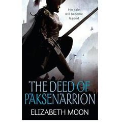 Classic high fantasy of Paksenarrion, who leaves her home to find a better life. Through war, courage and the favour of gods she makes her mark - and her deeds will become legend.