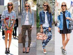 A volta da jaqueta jeans   Sutileza Feminina