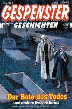 Cover for Gespenster Geschichten (Bastei Verlag, 1974 series) #989