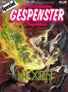 Gespenster Geschichten Spezial #3 - Hexen