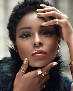 Beauty Begins The Moment You Decide To Be Yourself. -Coco Chanel          #blackhairworldwide #boujielady #blackhaircare #blackhairproducts  #hairinspiration #hairideas #hairgoals #hairstylesforblackwomen #blackbeauty #blackisbeautiful #blackwomen #melaninpoppin #blackwomenmatter #shadesofbrown #beauty #style #blackgirlmagic #blackgirlsrock #cocochanel