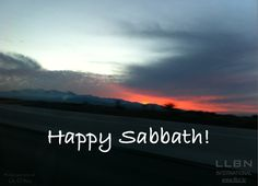 #HappySabbath #LLBN www.llbn.tv  Teaching them to observe all things whatsoever I have commanded you: and, lo, I am with you always, even unto the end of the world. Amen.  Matthew 28:20 (KJV)