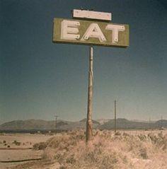 Jeff Brouws Eat, Inkyokem, California