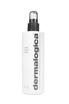 Dermalogica Multi-active Toner, 8.4 Fluid Ounce by Dermalogica. $26.85. Hydrates the skin while smoothing the skin surface. No artificial fragrance or color. Helps condition skin to prepare for proper moisture absorption. An ultra-light facial spritz that refreshes and hydrates the skin while smoothing the surface. Moisture-binding humectants plus soothing Lavender, Balm Mint and Arnica help condition the skin and prepare it for proper moisture absorption