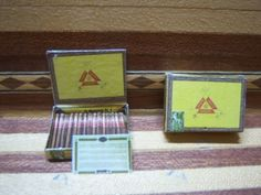 cajas puros