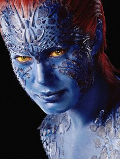 Consider, rebecca romijn stamos as mystique pics sorry