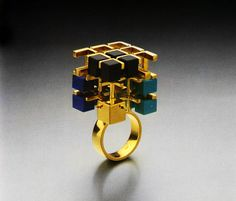Have you Seen This Forgotten PoMo Jewelry by 1980s Architects?