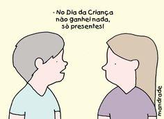 E o que você dá para as suas crianças? 12/10/2015 - Mercado Aberto - Colunistas - Folha de S.Paulo