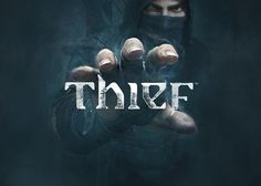 Thief video game, logo and font on Behance