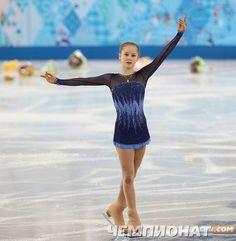 Julia Lipnitskaia  Olympics