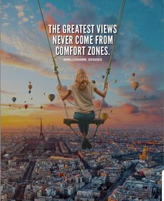 Great View, Comfort Zone, Movies, Movie Posters, Inspirational, Art, Art Background, Film Poster, Films