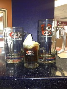 Sizes for the whole family! Eating Places, Places To Eat, A&w Restaurants, All American Food, A&w Root Beer, Thanks For The Memories, Oldies But Goodies, Keepsakes, Childhood Memories
