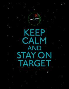 Stay on target by John Tibbott